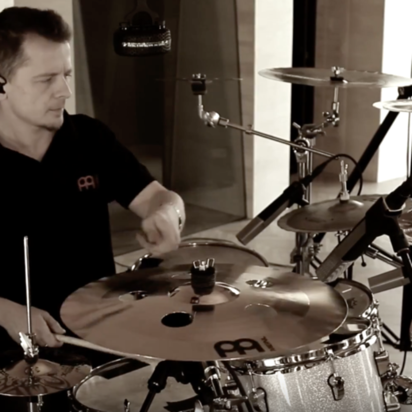 -Drum Cam Studio- Meinl Generation X TEST