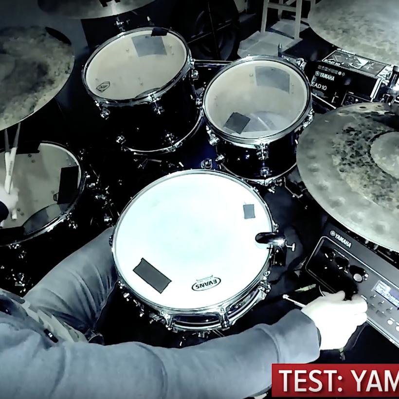 YAMAHA EAD10 Test